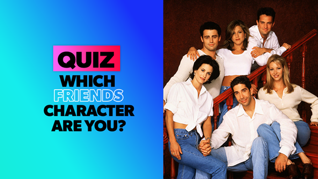 Which friends character are you? [10 Questions] 4