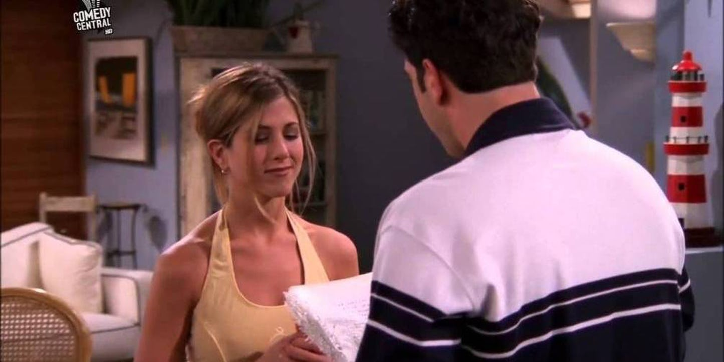 "How many pages long was Rachel's letter to Ross in ""The One with the Jellyfish""? 7"