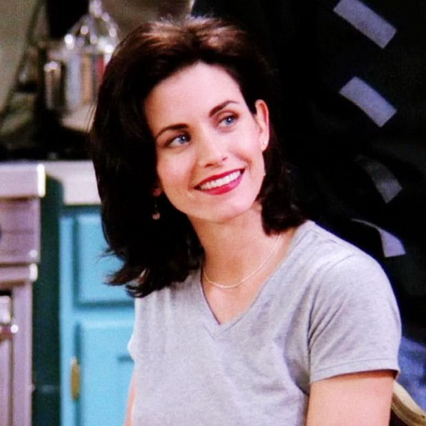 Monica had no serious, long-term relationships before Chandler. 1