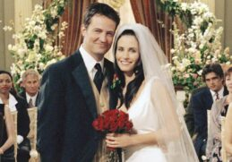 Can you answer 10 Love Questions about Monica And chandler 12
