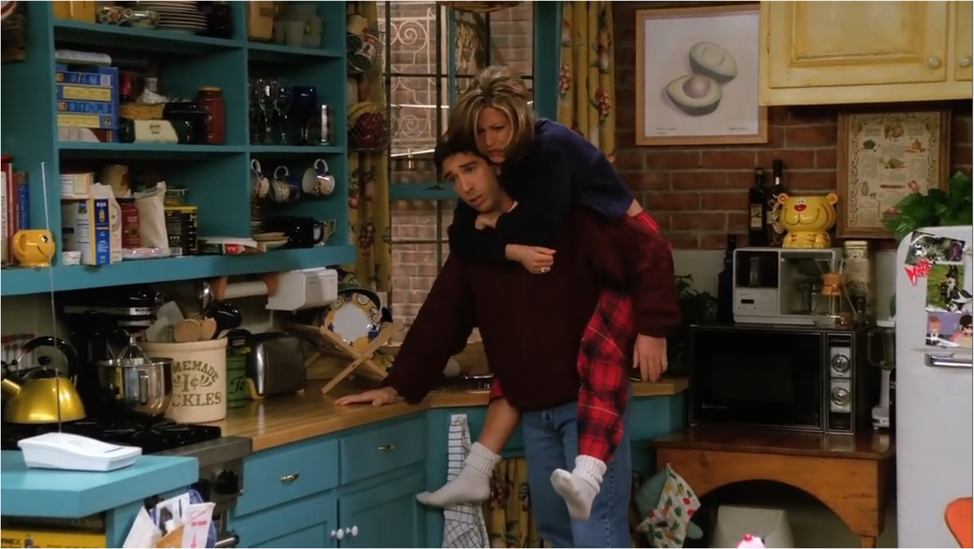 Can You answer 10 Love questions about Rachel and Ross? 16