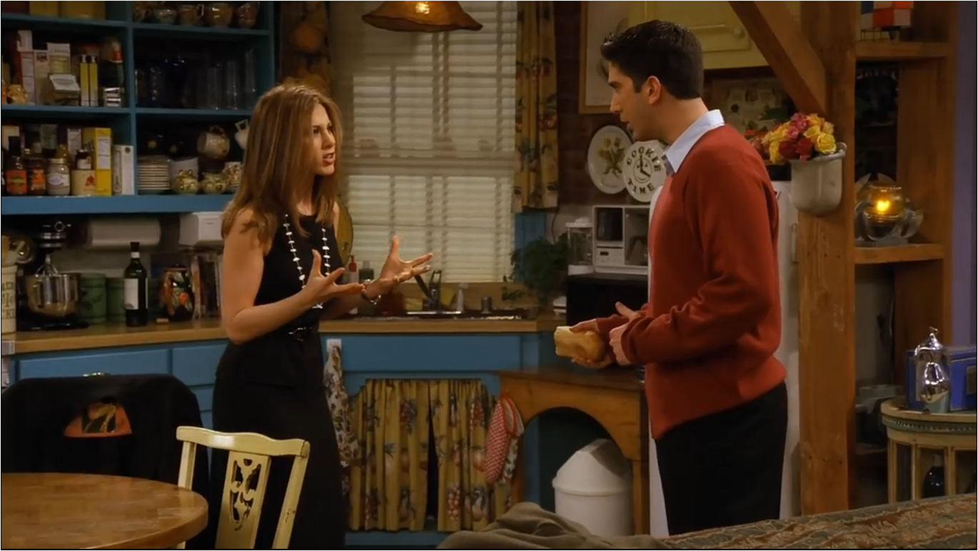 Can You answer 10 Love questions about Rachel and Ross? 17