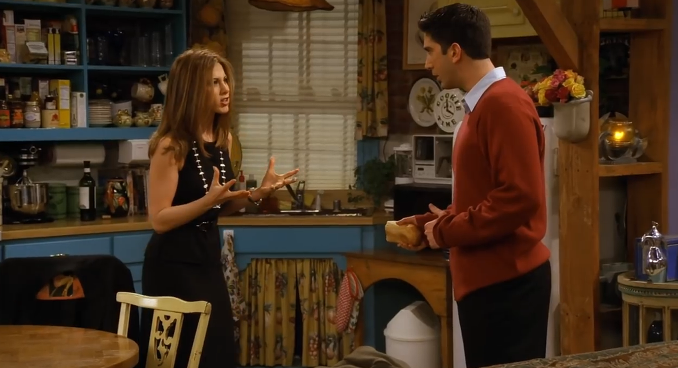 Can You answer 10 Love questions about Rachel and Ross? 18