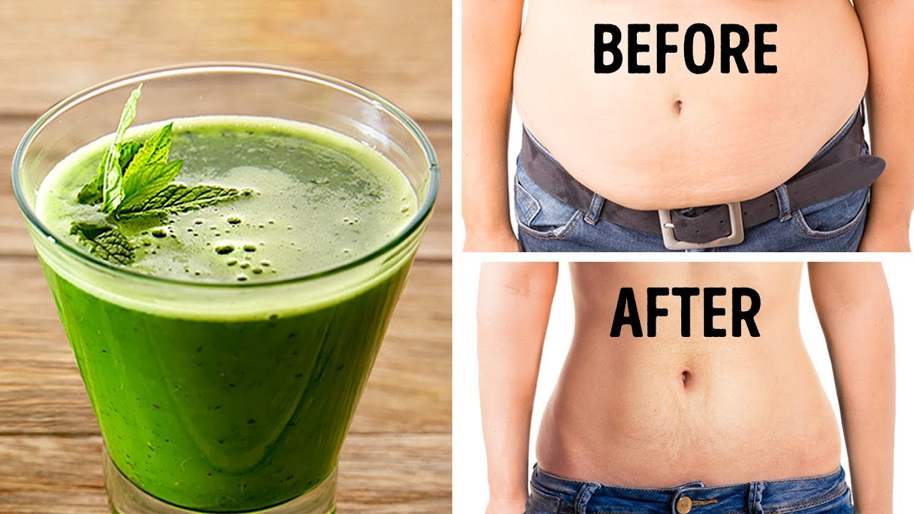 8 Drinks to Lose 10 lbs Each week || Drinks to lose Weight 1