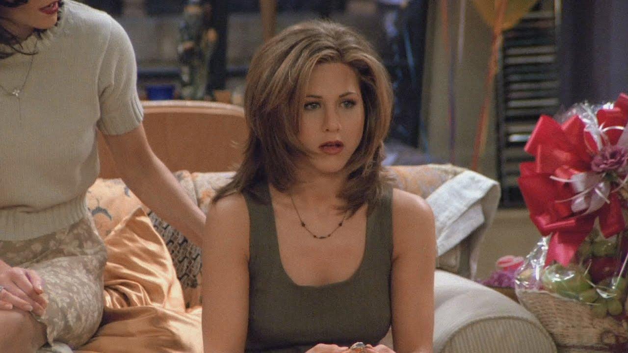 What does Ross buy Rachel for her birthday in season 1? 1