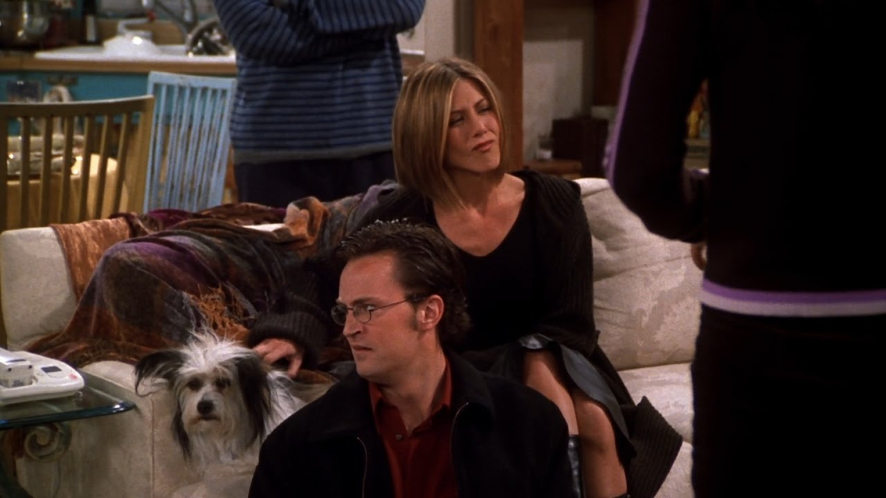 "What was the dog called in ""The One Where Chandler Doesn't Like Dogs?"" 2"