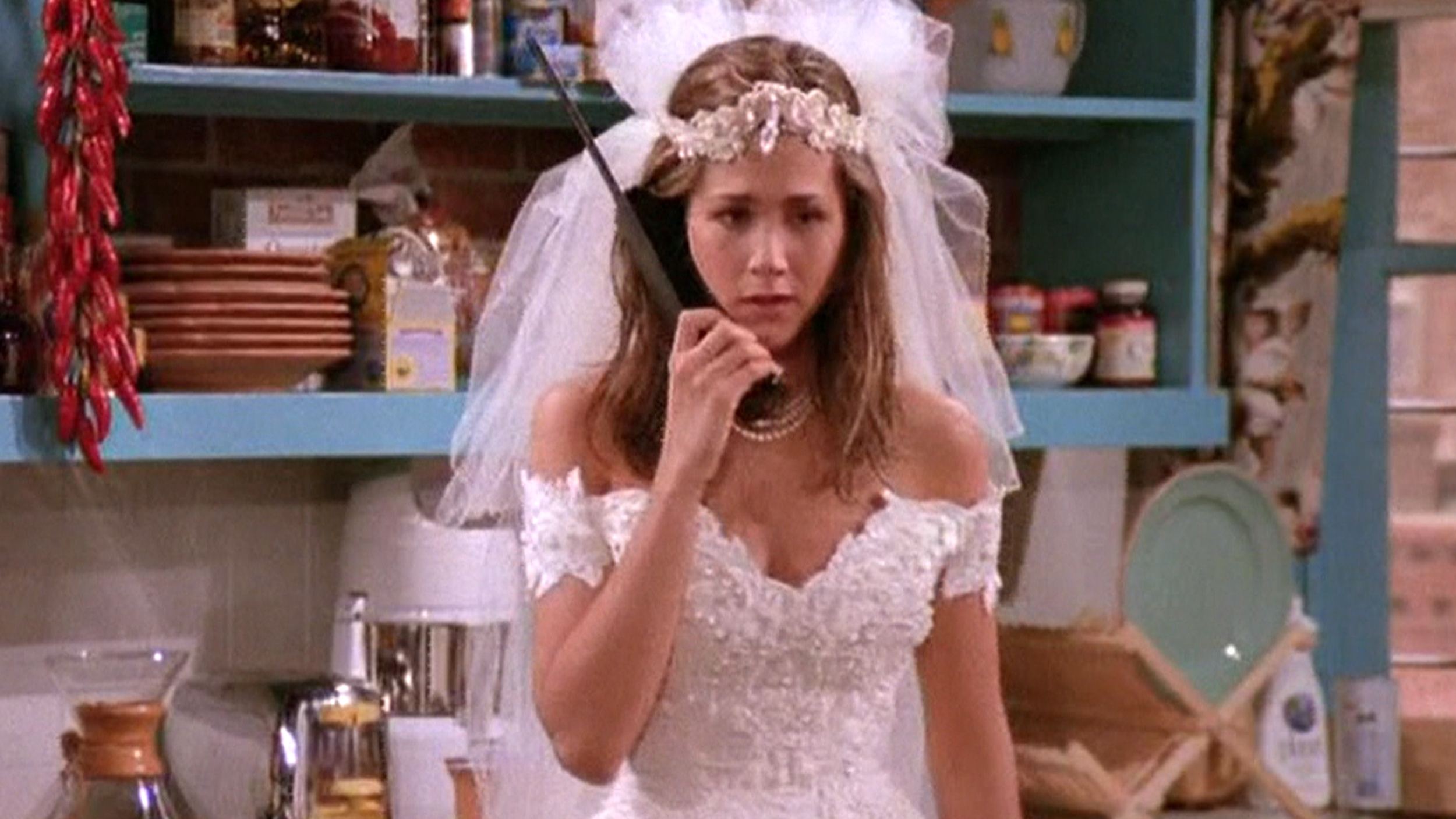 Rachel: It's like all my life everyone always told me you're a _________...What if I want to be a purse, you know? or a hat? 2
