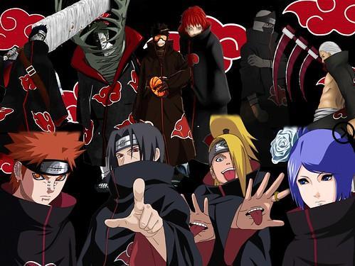 Who created the Akatsuki? 2