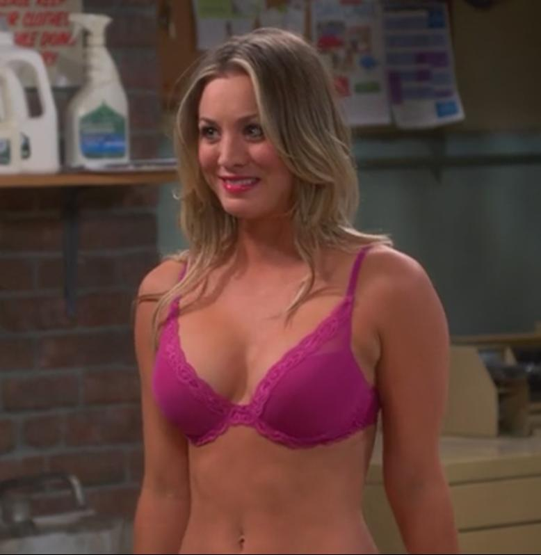 Which Of The Men Hasn't Seen Penny Naked? 6