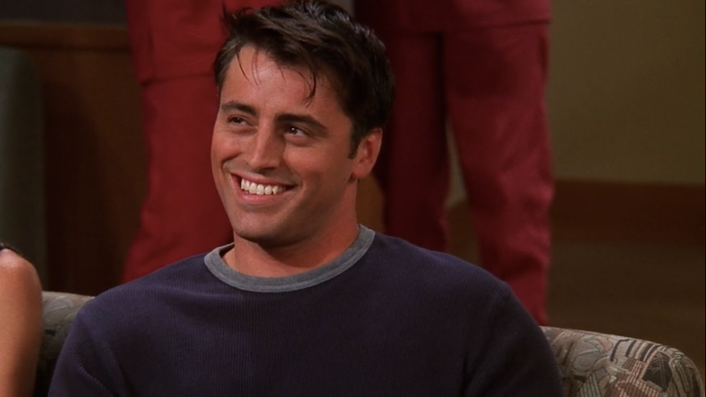 10 hardest question about the love life of Joey 12