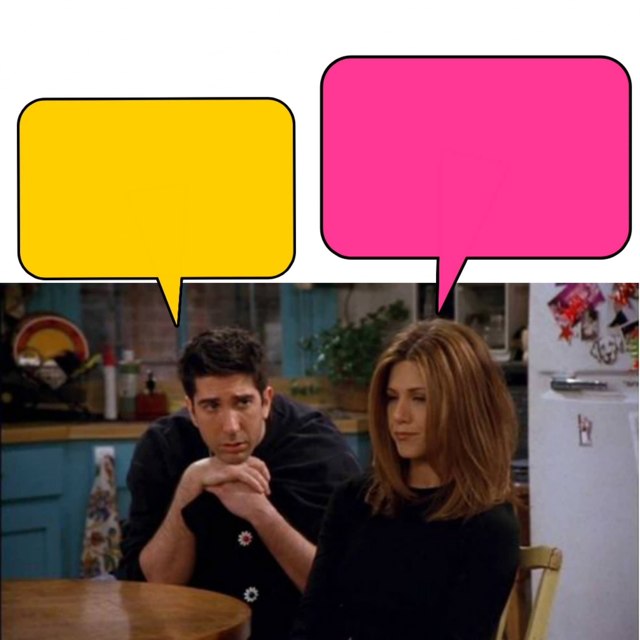 Can you finish these 10 lines from season 2 Friends 10