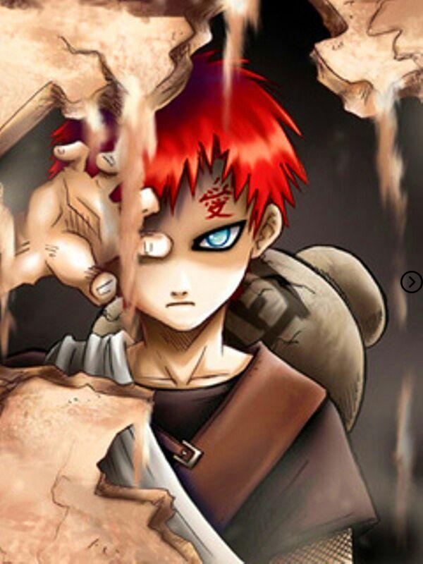 Who gave their life to Gaara? 8