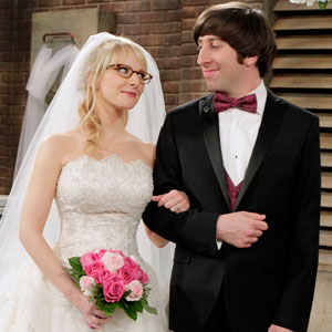 Where Do Howard And Bernadette Get Married? 9