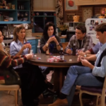 Can you finish the quote from season 1 Friends? 20