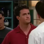Can you finish these 10 lines from season 2 Friends 12