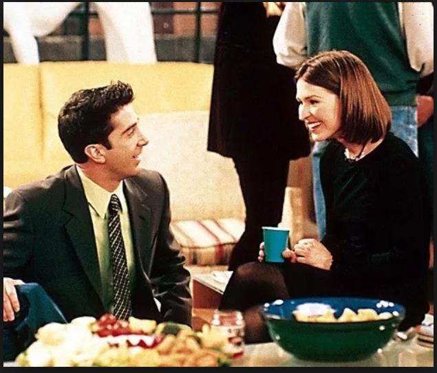 Where Were Ross & Emily Planning To Honeymoon? 1