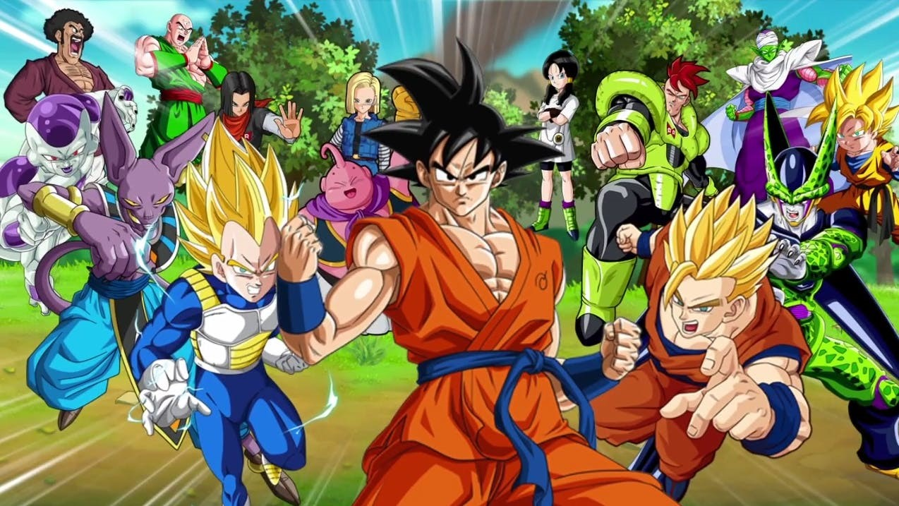 "Can you Score 15/15 in ""The most hardest questions of Dragon Ball Z"" 32"