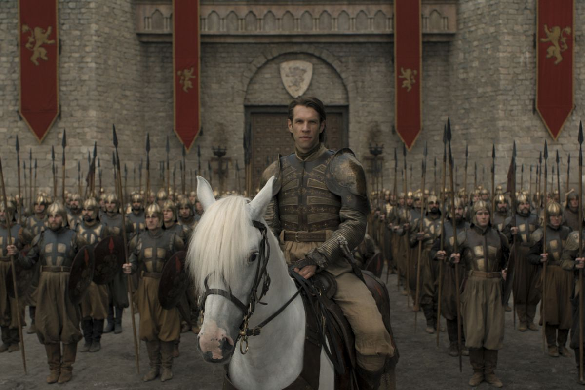 Who was the leader of the Golden Company sellswords when Dany ransacked king's Landing? 5