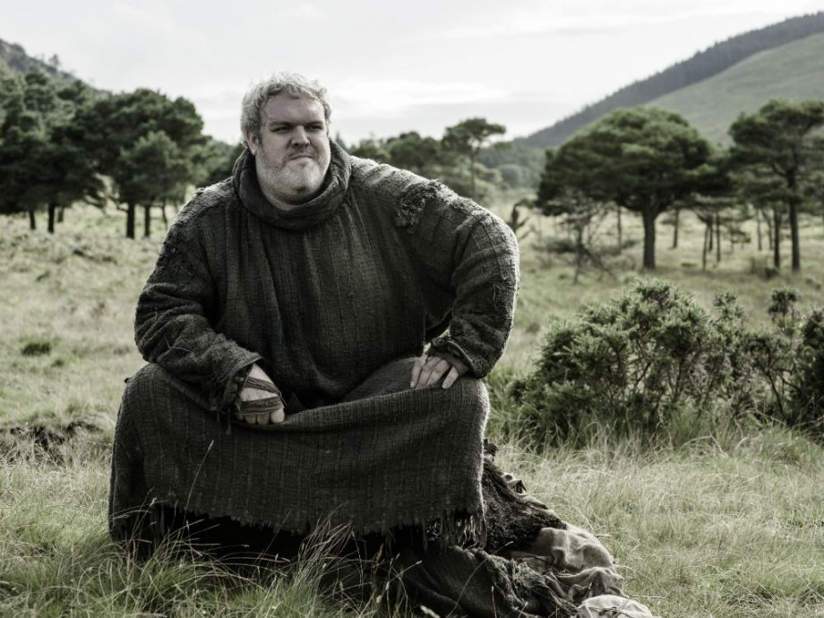 What was Hodor called before he got his tragic door-holding nickname? 4
