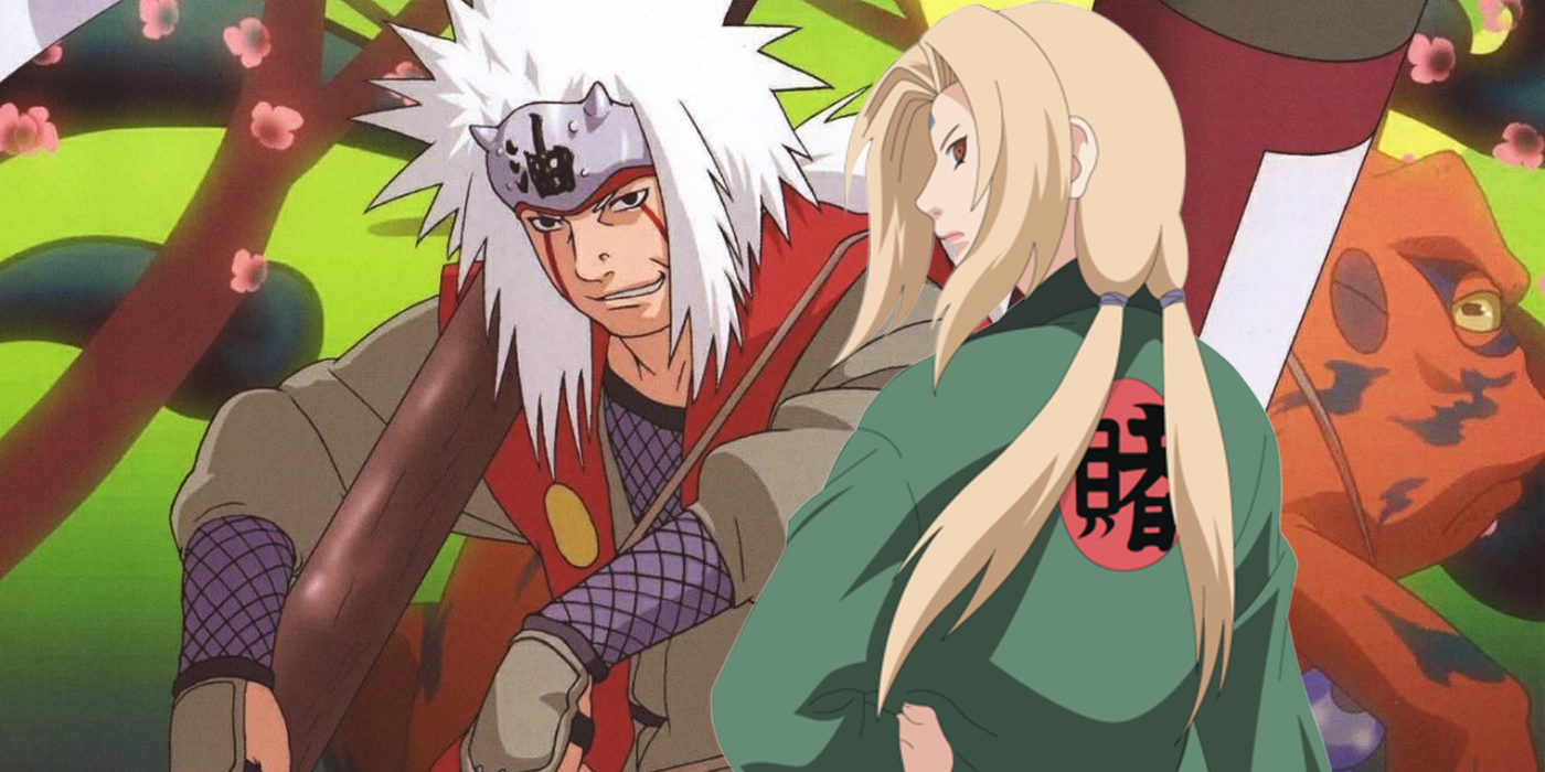 Naruto's God Father was 4
