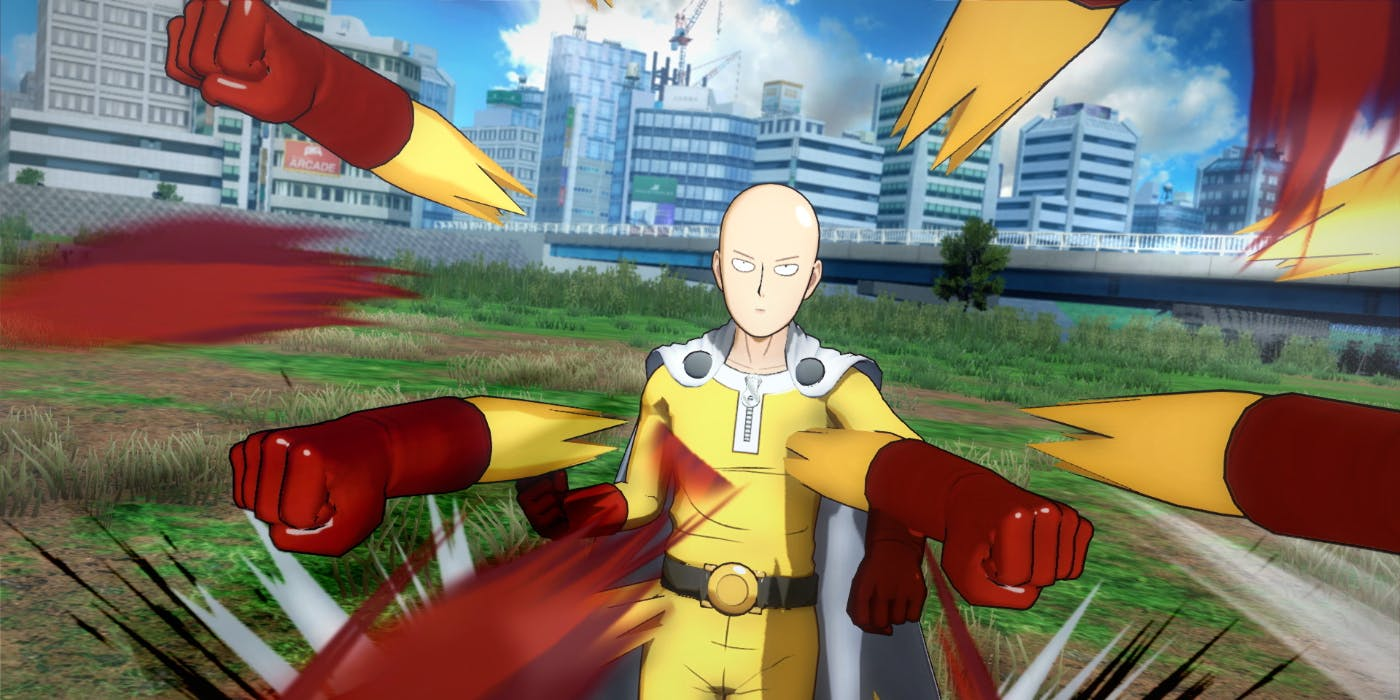 What was the Name of Saitama's attack that defeats Boros? 3