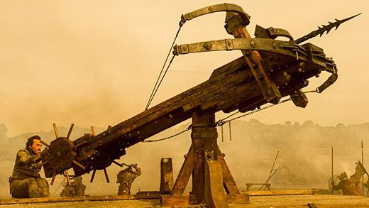 Name of the Giant Dragon-Slaying Crossbow 9