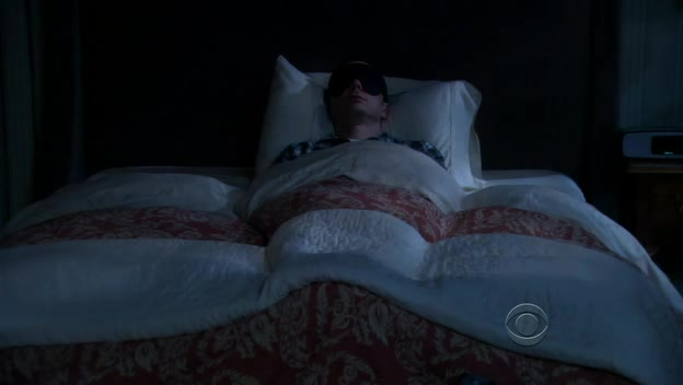 Who always comes in Sheldon dream as his guiding Sprit 11