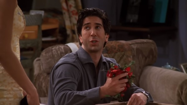 How Many Red Roses Did Ross Send To Emily After He Said The Wrong Name? 2