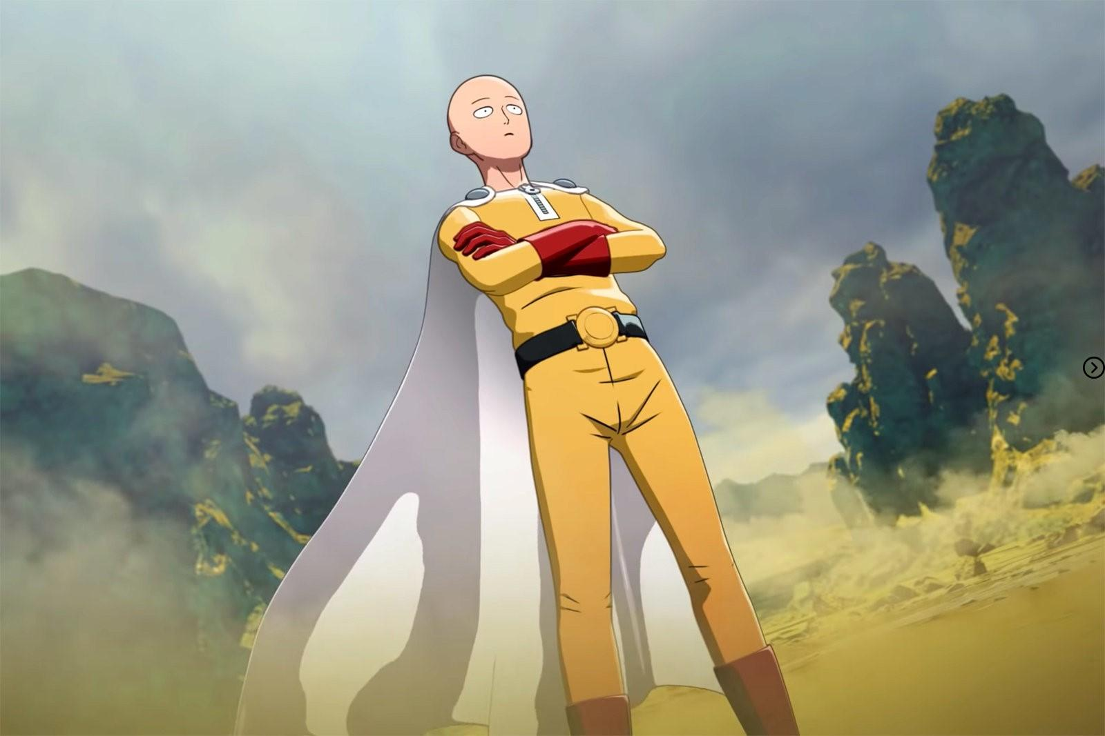 10 Question that give you hard time to answer about ONE PUNCH MAN 1