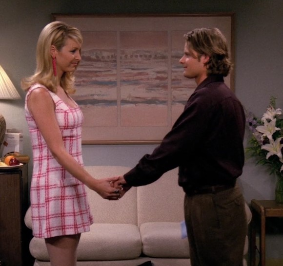 The only Canadian relationship Phoebe had 10