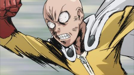 """How many times the intro song says """"ONE PUNCH""""? 4"""
