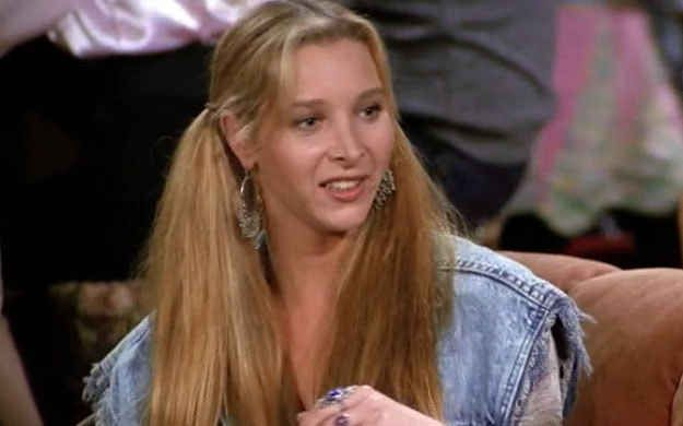 Phoebe: Oh, I just pulled out four _________. That can't be good. 8