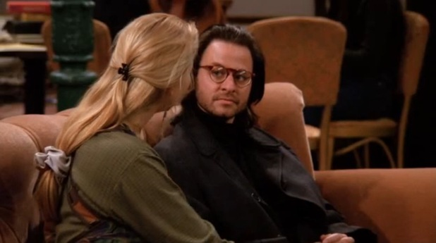 The psychologist Phoebe dated 2