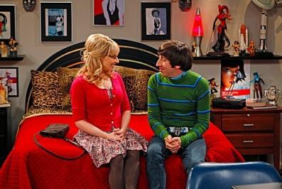 How Does Howard and Bernadette met? 10