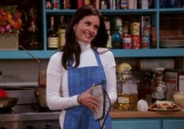 Monica Geller's top 5 Recipe form Friends 12