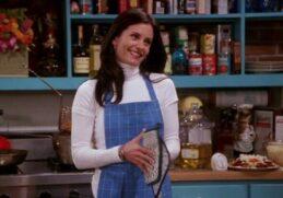 Monica Geller's top 5 Recipe form Friends 11