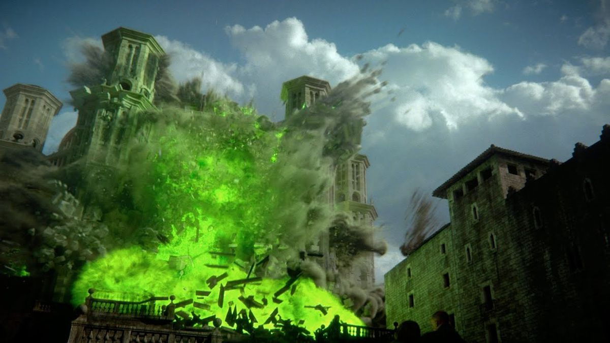 What's the name of the explosive that gave the Lannisters the edge in the Battle of Blackwater? 8