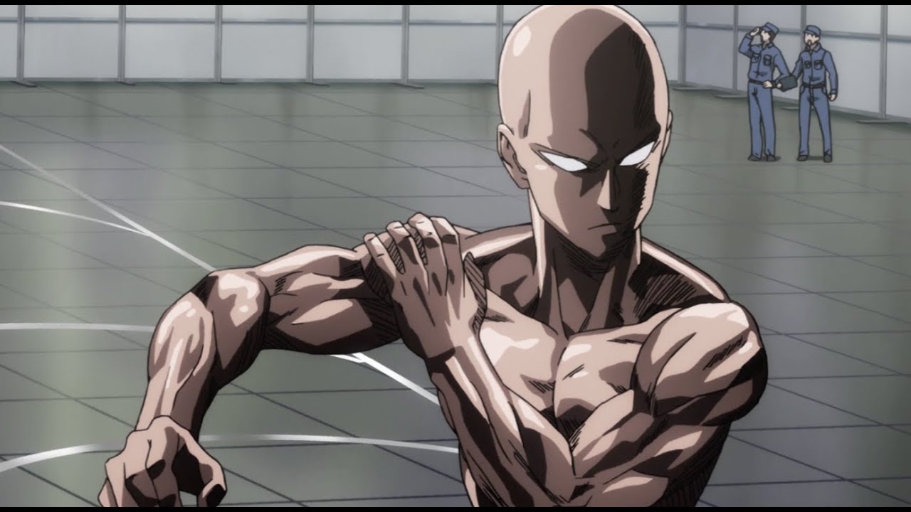 Saitama's Workout? 10