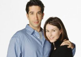 Can you finish these 10 quiz about Ross and Emily? 8