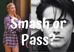 Friends TV Show: Smash or Pass 1