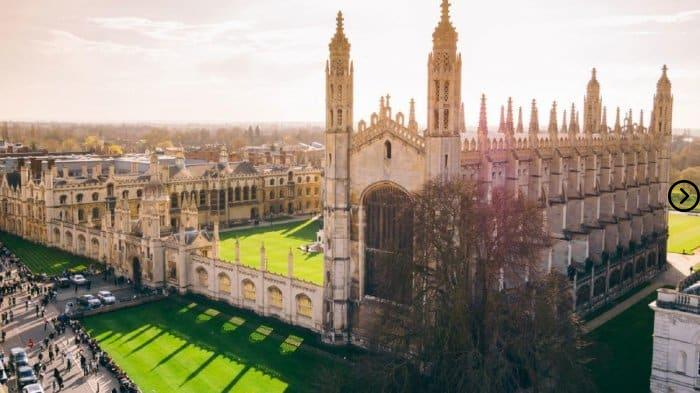 University of Cambridge 1