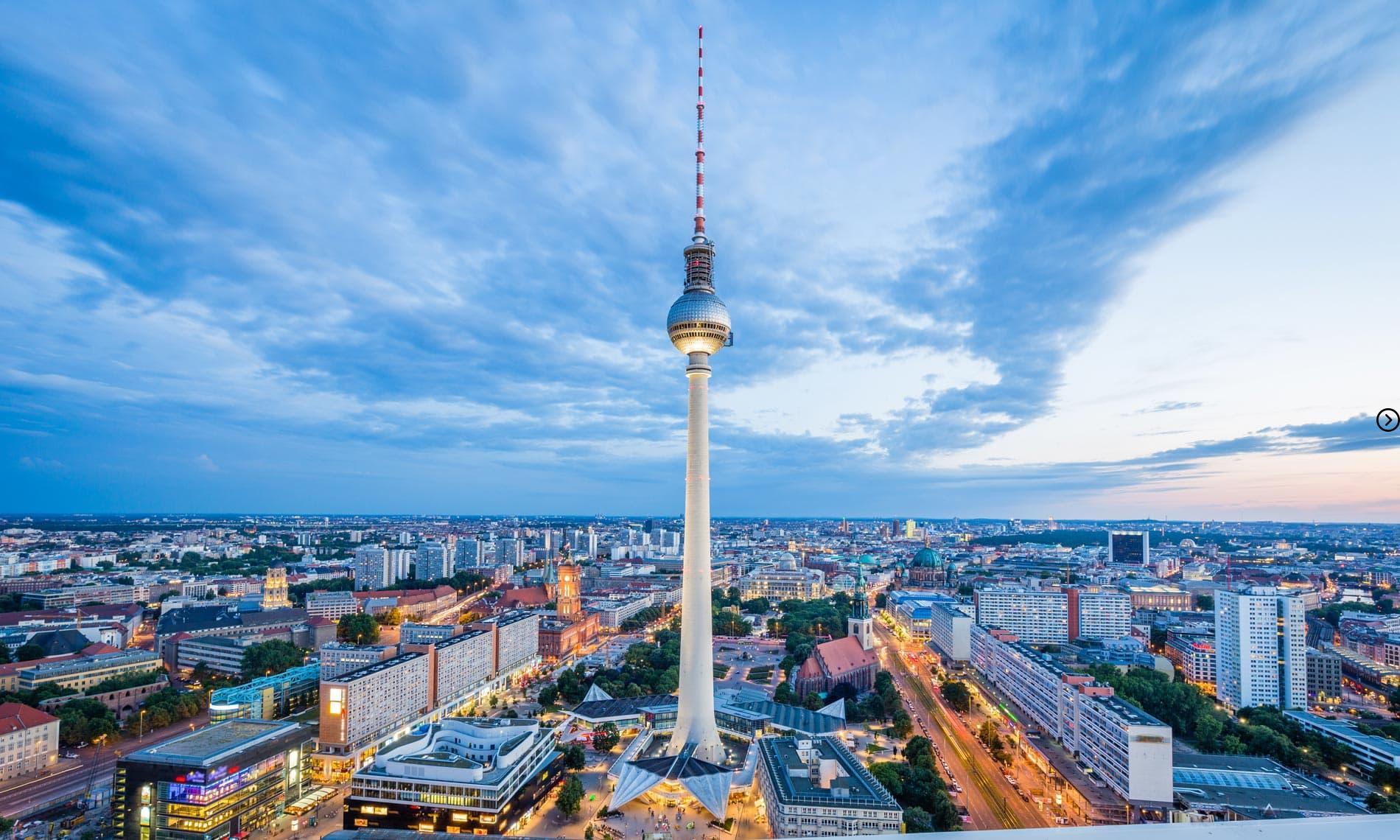 Was ist die Hauptstadt von Deutschland? 2