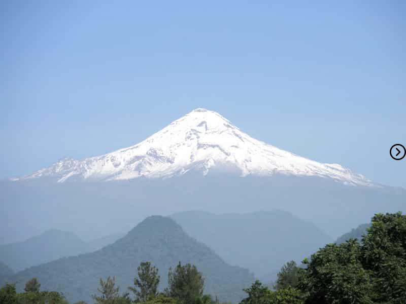 ¿Cuál es la montaña más alta de México? 2