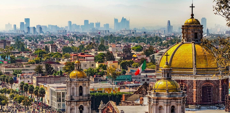 ¿Cuál es la capital de México? 4