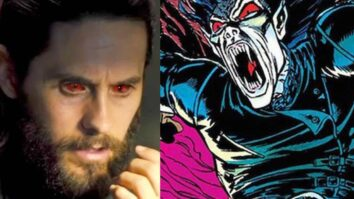 "Marvel's new movie ""Morbius"" ""Jared leto"" is a treat for 2020 4"