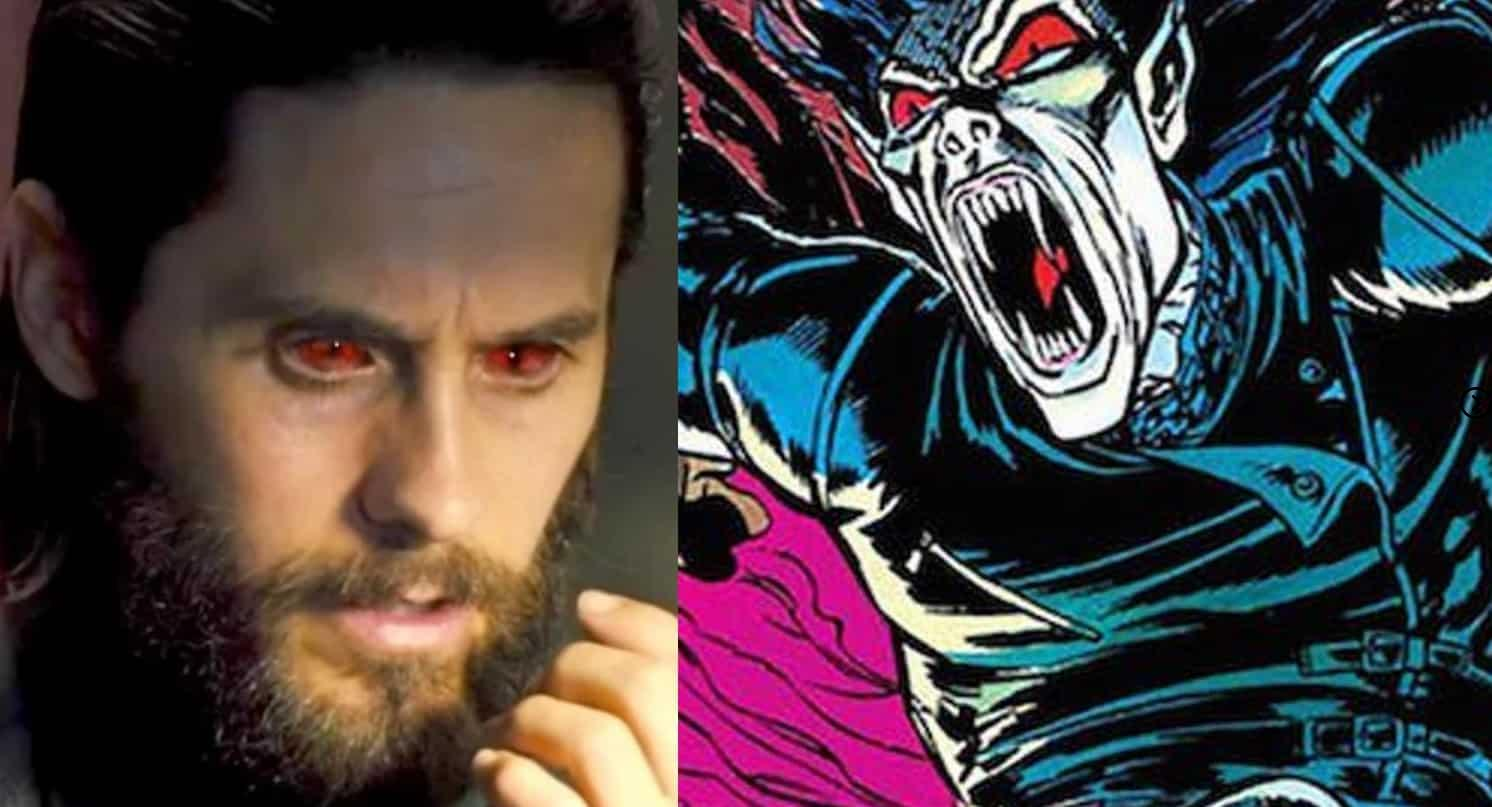 "Marvel's new movie ""Morbius"" ""Jared leto"" is a treat for 2020 1"