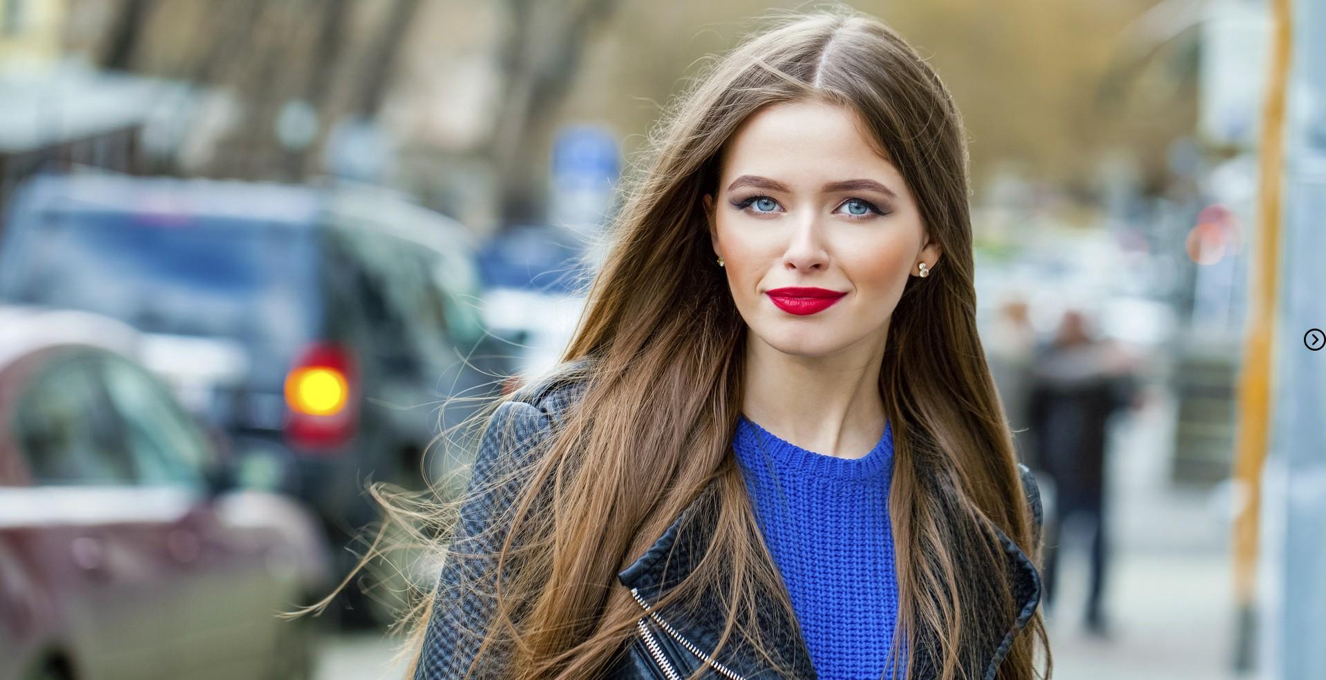 beautiful russian