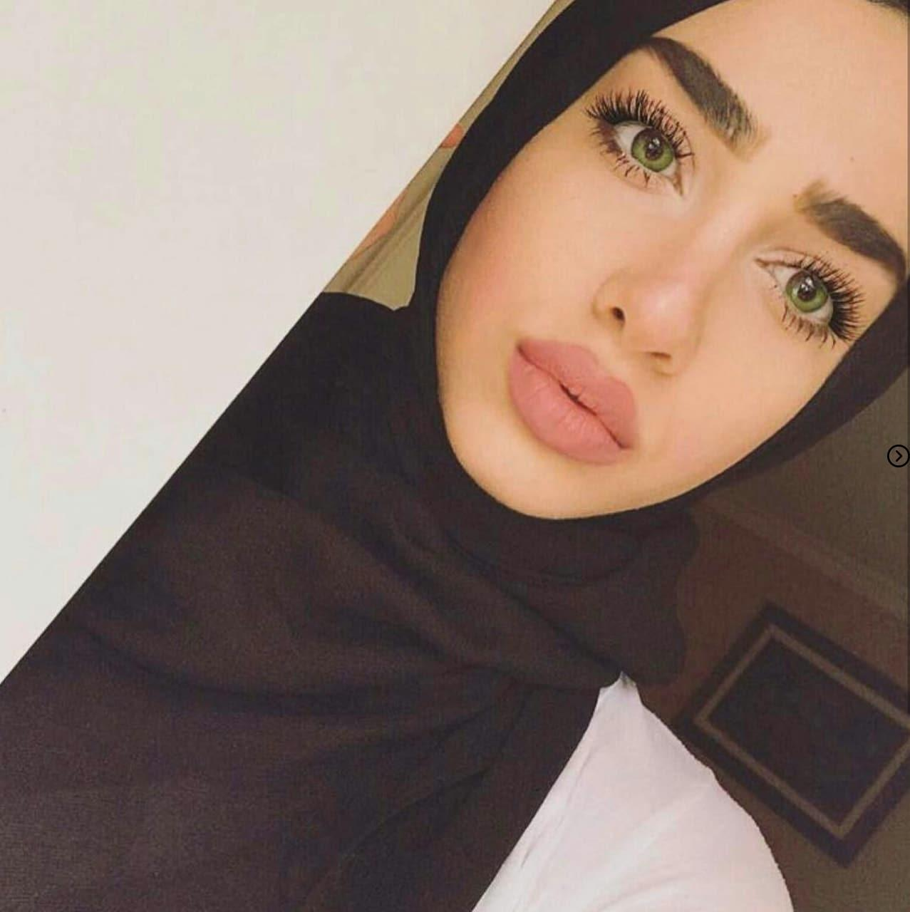 Pretty iraqi woman