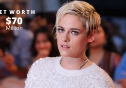 Kristen Stewart net worth