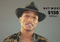 Pharrel Williams Net Worth